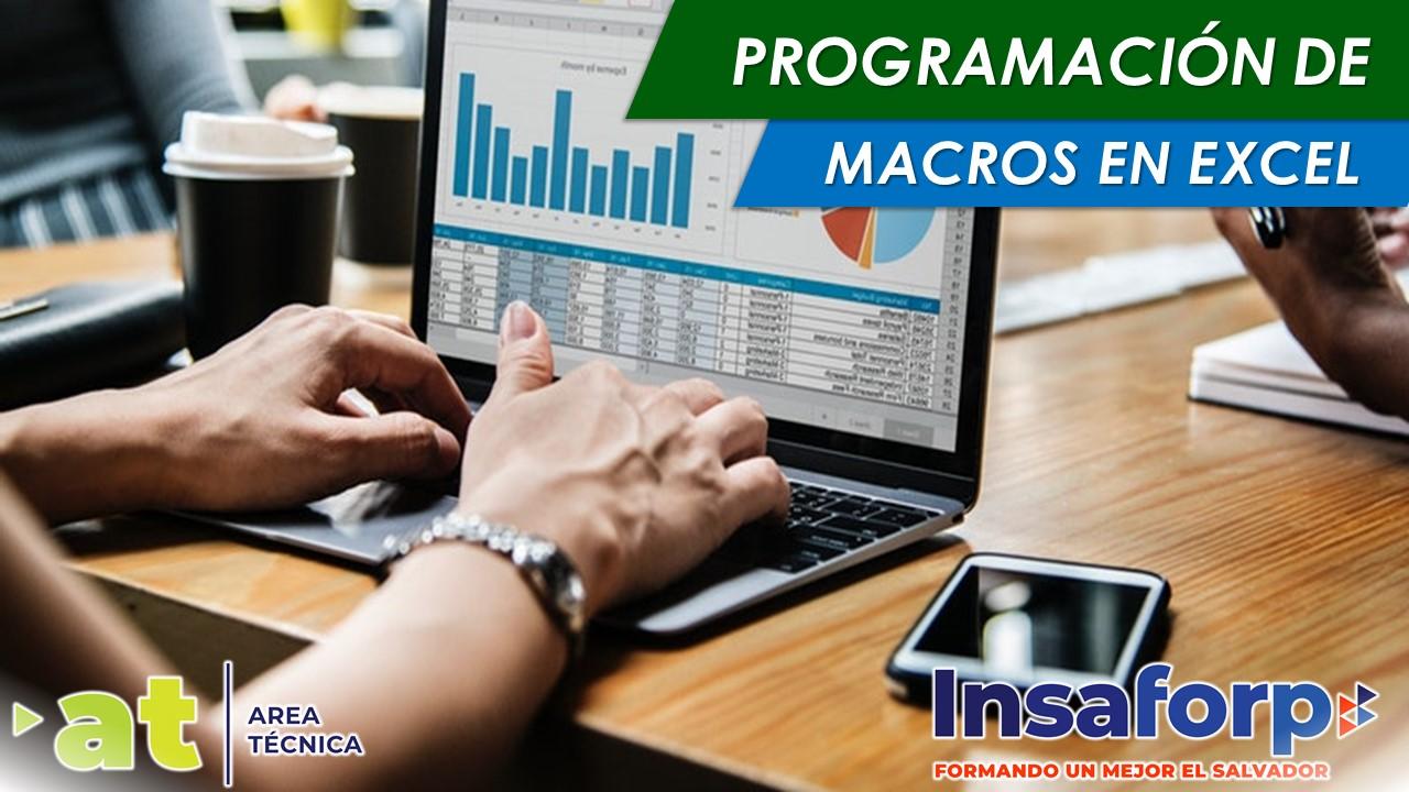 Programación de Macros en Excel Online - ITR-FCOO-61